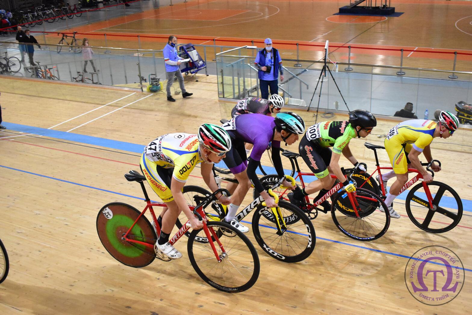 """За първи първи път в България: БФК организира зимен ДЛОШ и колоездачите стартираха в олимпийската """"Кейрин"""""""