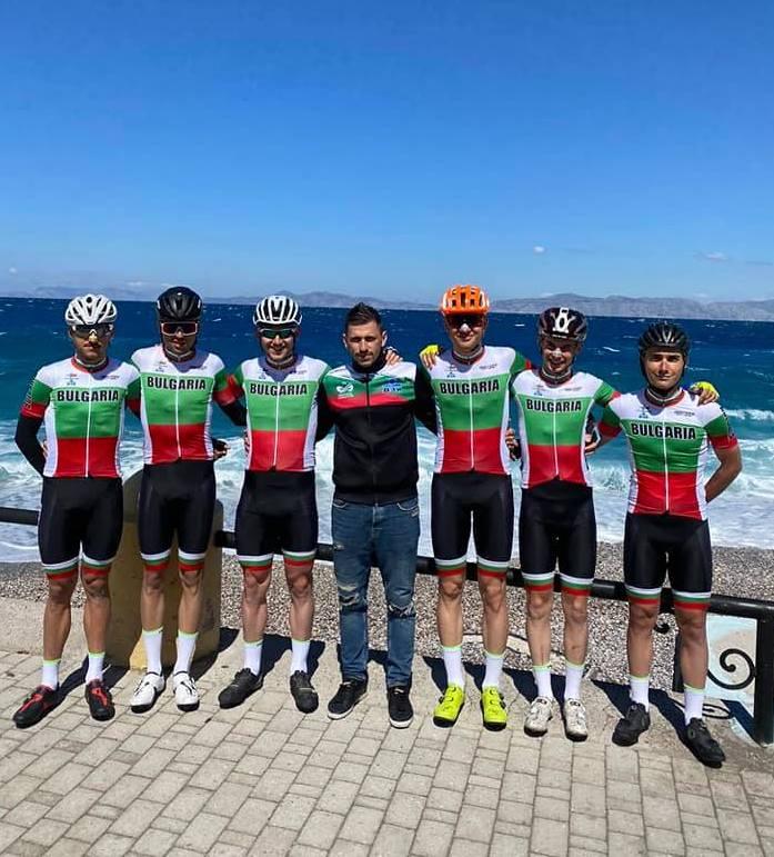 Радослав Константинов след Tour of Rhodes: Предстои ни още много работа, момчетата имат потенциал