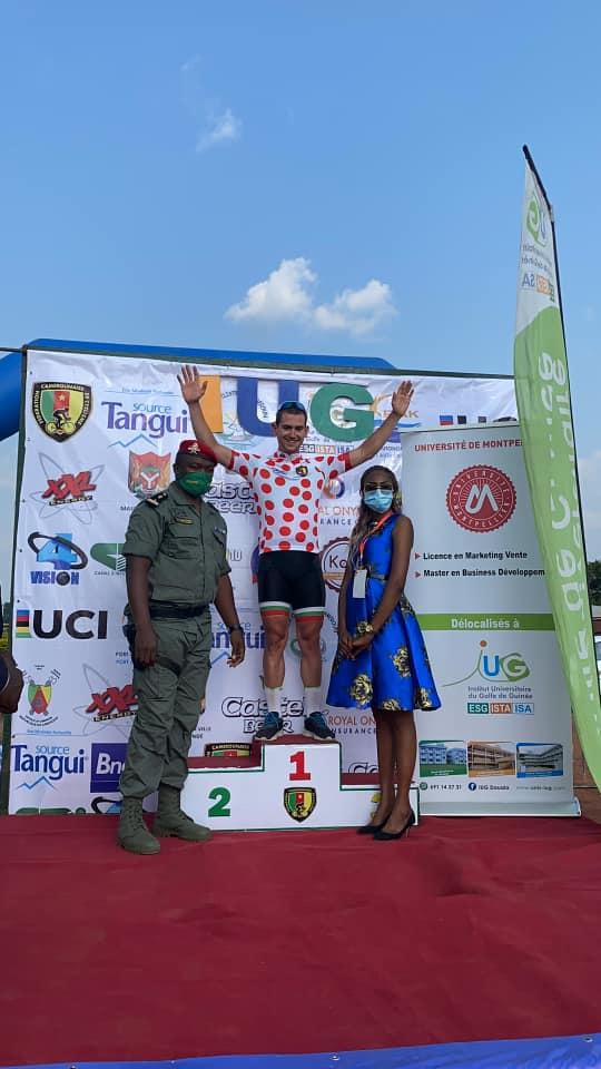 Успех за българските колоездачи на Tour du Cameroun 2021!