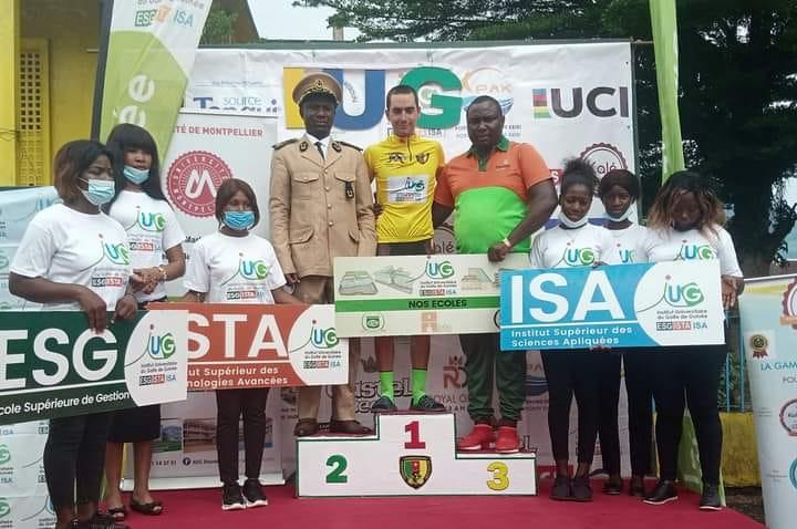 Продължава да е българска жълтата фланелка на Tour du Cameroun 2021