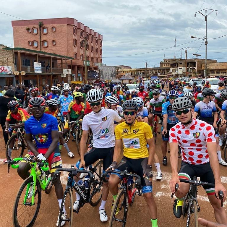 12 секунди разделиха Йордан Андреев от спечелването на Tour du Cameroun 2021