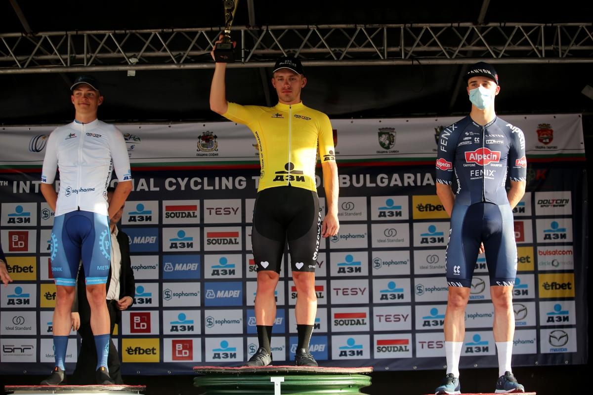 Поляк спечели пролога в 68-ата колоездачна обиколка на България
